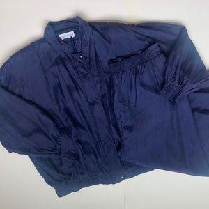 Silk House Pants - Vintage Silk Tracksuit